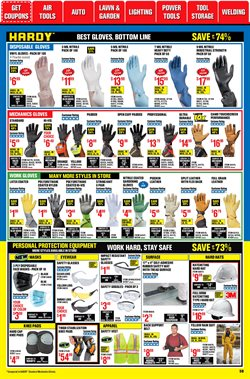 Saw deals in Harbor Freight Tools