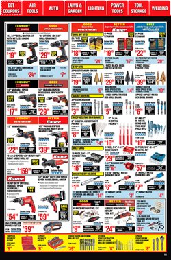DeWalt deals in Harbor Freight Tools