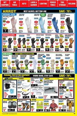 Suit deals in Harbor Freight Tools
