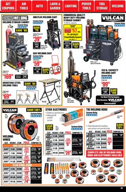 Table deals in Harbor Freight Tools
