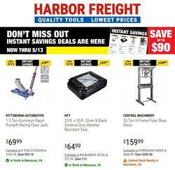 Harbor Freight Tools catalog ( 2 days left)