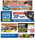Harbor Freight Tools catalogue ( 3 days ago )