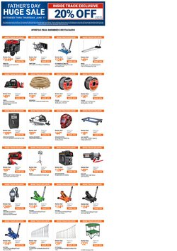 Harbor Freight Tools catalog ( Expires today)