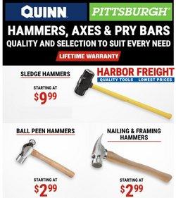 Harbor Freight Tools catalog ( 11 days left)