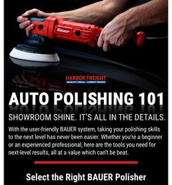 Harbor Freight Tools catalog ( Published today)