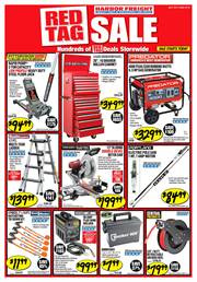Catalogs with Harbor Freight Tools deals in Sterling VA