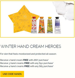 L'Occitane coupon in Honolulu HI ( 4 days left )