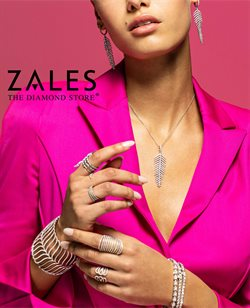 Zales catalogue ( More than a month )
