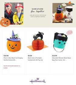 Gifts & Crafts deals in the Hallmark catalog ( 1 day ago)