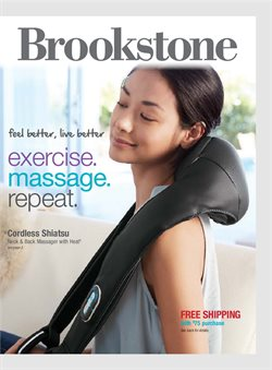 Brookstone deals in the Houston TX weekly ad
