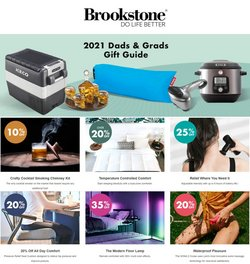 Department Stores deals in the Brookstone catalog ( 4 days left)