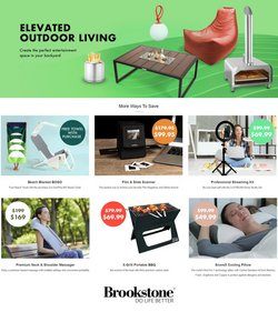 Department Stores deals in the Brookstone catalog ( 1 day ago)
