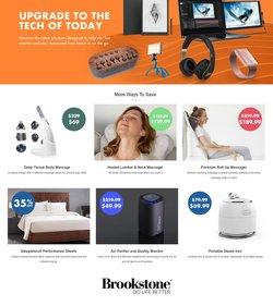 Brookstone deals in the Brookstone catalog ( 4 days left)