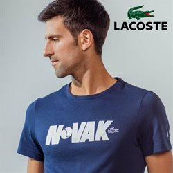 Lacoste deals in the New York weekly ad