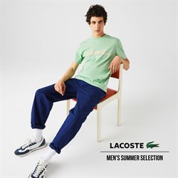 Lacoste deals in the Lacoste catalog ( 15 days left)