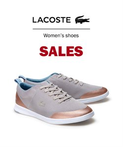 The Domain deals in the Lacoste weekly ad in Austin TX