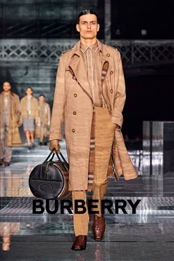 Luxury brands offers in the Burberry catalogue in Pittsburgh PA ( More than a month )