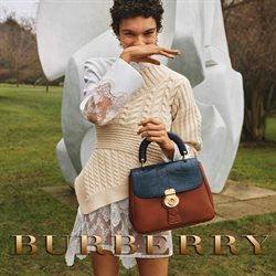 Luxury brands deals in the Burberry weekly ad in Houston TX