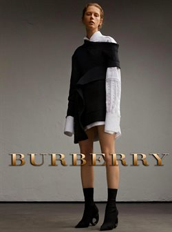 Luxury brands deals in the Burberry weekly ad in New York