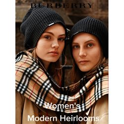 Luxury brands deals in the Burberry weekly ad in Yorba Linda CA
