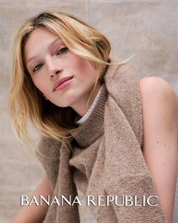 Banana Republic catalogue ( Expired )
