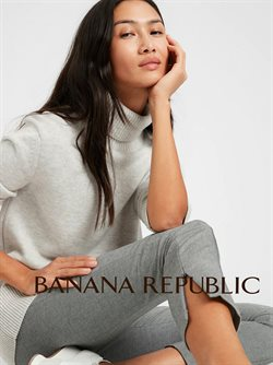Clothing & Apparel offers in the Banana Republic catalogue in Elyria OH ( Expires tomorrow )