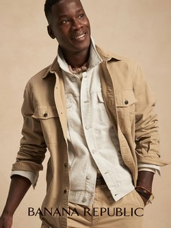 Clothing & Apparel deals in the Banana Republic catalog ( 2 days left)
