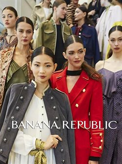 Banana Republic deals in the Daly City CA weekly ad