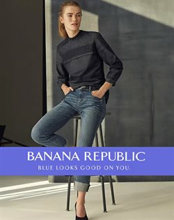 Rice Village deals in the Banana Republic weekly ad in Houston TX