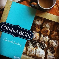 Cinnabon deals in the Columbus OH weekly ad