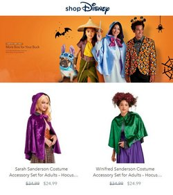 Kids, Toys & Babies deals in the Disney Store catalog ( 11 days left)