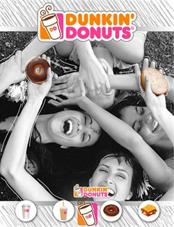Dunkin Donuts deals in the Houston TX weekly ad