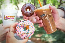 Dunkin Donuts deals in the Sterling VA weekly ad