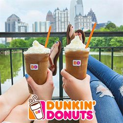 Dunkin Donuts deals in the Rochester NY weekly ad