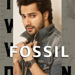 Fossil deals in the Van Nuys CA weekly ad