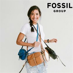 Fossil deals in the New York weekly ad