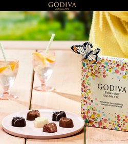 Godiva Chocolatier catalogue ( 20 days left )