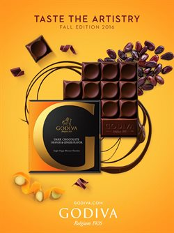 Gifts & Crafts deals in the Godiva Chocolatier weekly ad in New York