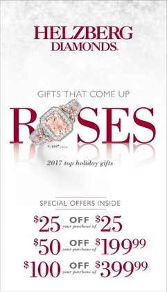 Beauty & Personal Care deals in the Helzberg Diamonds weekly ad in Bell CA