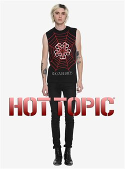 Hot Topic deals in the Flushing NY weekly ad