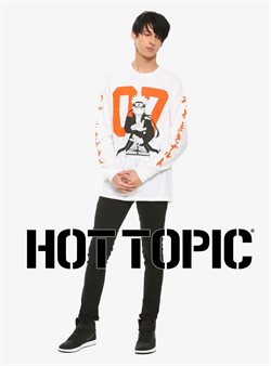 Hot Topic deals in the Minneapolis MN weekly ad