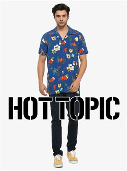 Hot Topic deals in the San Francisco CA weekly ad