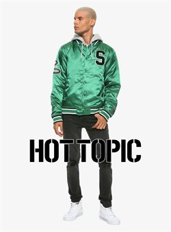 Hot Topic catalogue ( 11 days left )