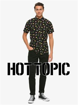 Hot Topic catalogue in San Diego CA ( 26 days left )