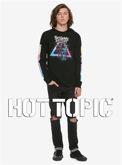 Hot Topic catalogue in Richardson TX ( 28 days left )