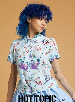 Hot Topic deals in the Hot Topic catalog ( 17 days left)