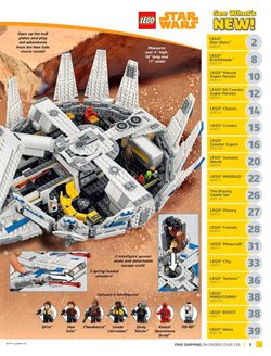 Swing deals in the LEGO weekly ad in Norcross GA