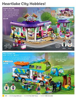 Dolls deals in the LEGO weekly ad in San Jose CA