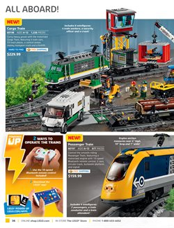 Cars deals in the LEGO weekly ad in New York