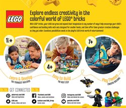 Games deals in the LEGO weekly ad in New York